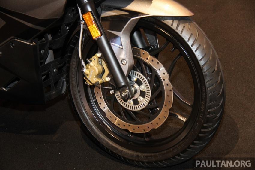 Modenas Pulsar RS200 dan NS200 dilancarkan – enjin 199.5 cc, 24.5 PS dan 18.6 Nm, harga dari RM9,222 Image #660814