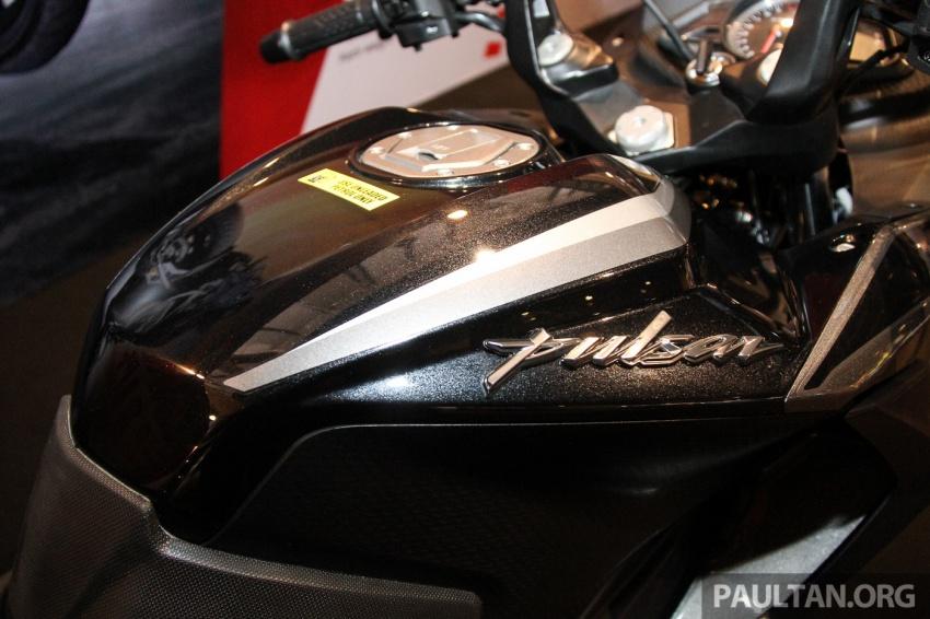 Modenas Pulsar RS200 dan NS200 dilancarkan – enjin 199.5 cc, 24.5 PS dan 18.6 Nm, harga dari RM9,222 Image #660824