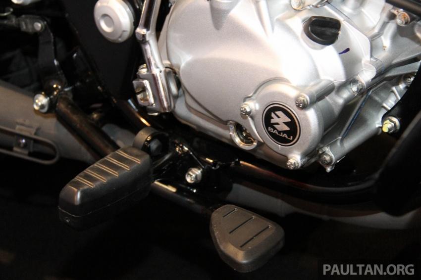 Modenas V15 dilancarkan; 149.5 cc, berharga RM5,989 Image #660942