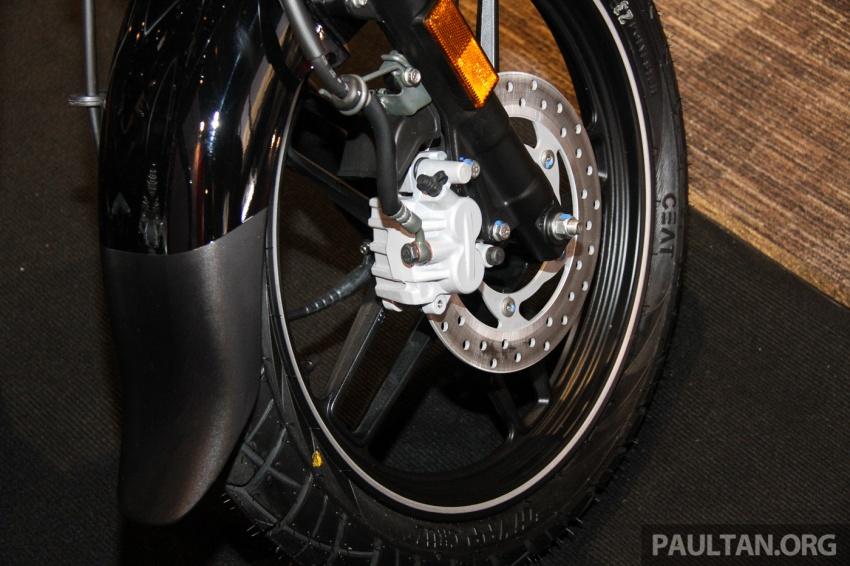 Modenas V15 dilancarkan; 149.5 cc, berharga RM5,989 Image #660947
