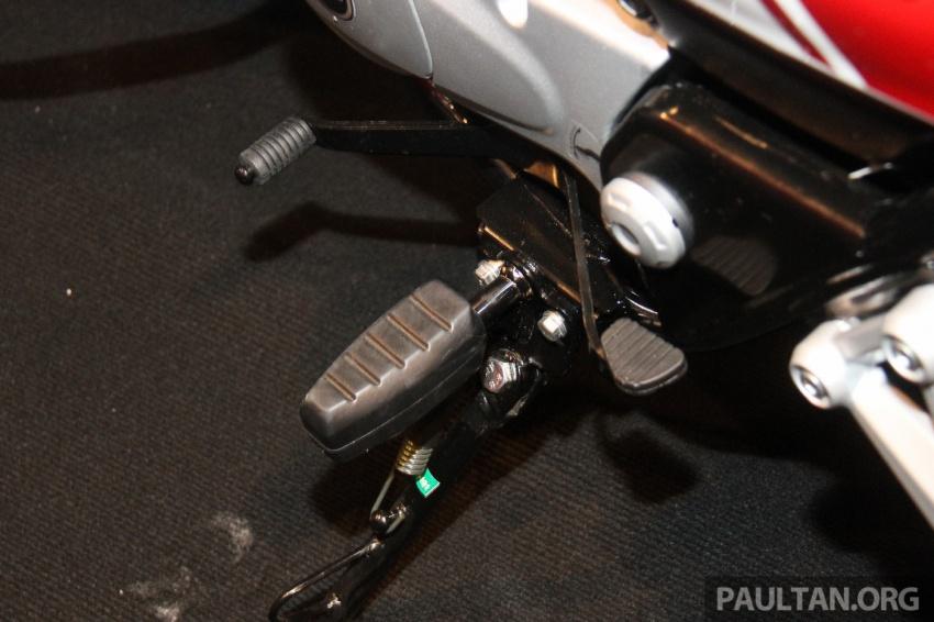 Modenas V15 dilancarkan; 149.5 cc, berharga RM5,989 Image #660950
