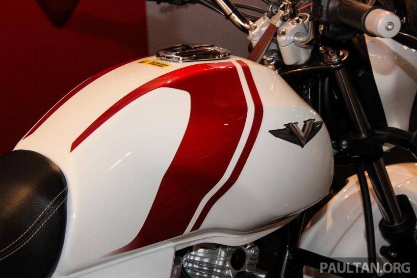 Modenas V15 dilancarkan; 149.5 cc, berharga RM5,989 Image #660914