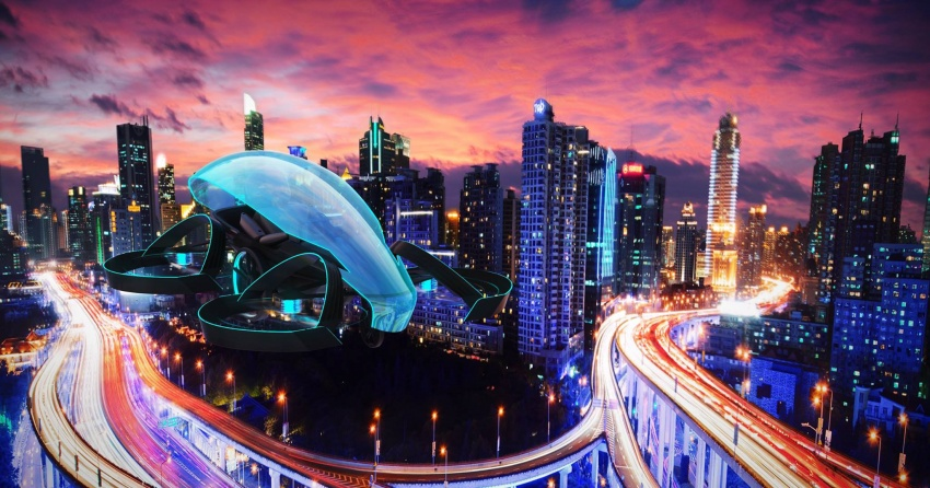 Toyota invests 40 million yen in flying car company Image #659059