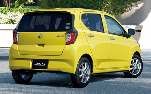 New Daihatsu Mira e:S launched in Japan, from RM32k