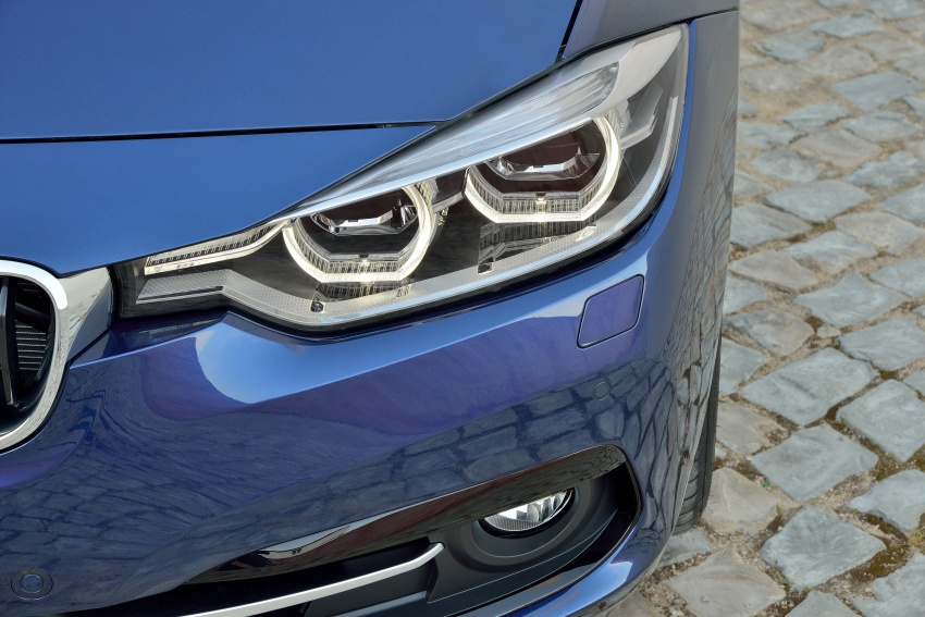 F30 BMW 3 Series enhanced, new edition models Image #657594