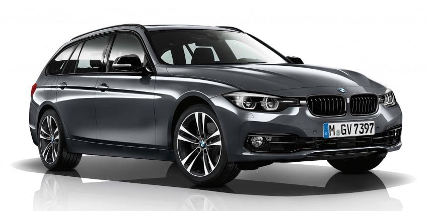 F30 BMW 3 Series enhanced, new edition models Image #657608