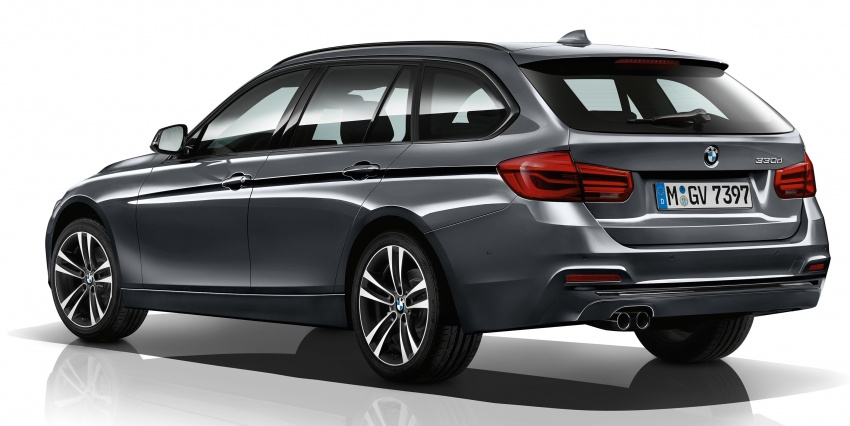 F30 BMW 3 Series enhanced, new edition models Image #657609