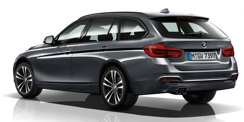 F30 BMW 3 Series enhanced, new edition models Image #657609