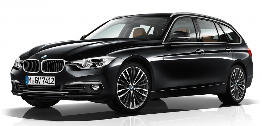 F30 BMW 3 Series enhanced, new edition models Image #657610