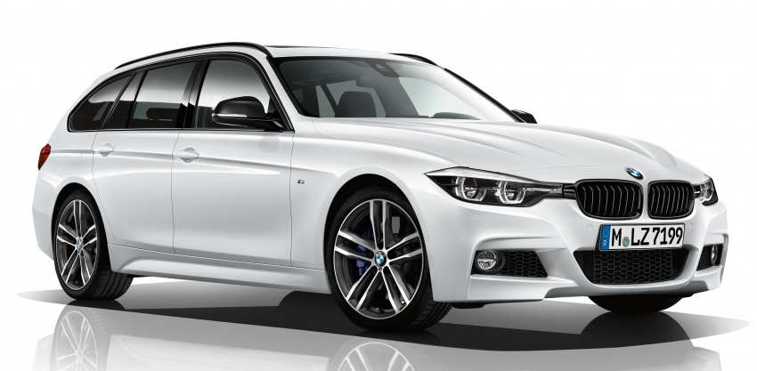 F30 BMW 3 Series enhanced, new edition models Image #657612