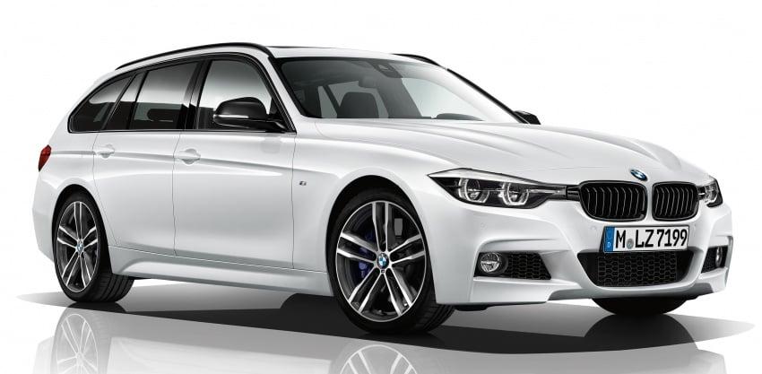 F30 BMW 3 Series enhanced, new edition models Image #657612