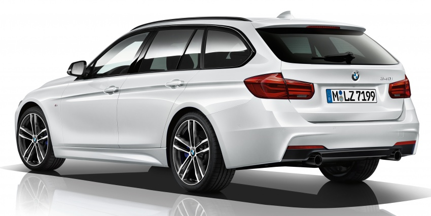 F30 BMW 3 Series enhanced, new edition models Image #657614