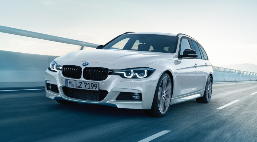 F30 BMW 3 Series enhanced, new edition models Image #657615