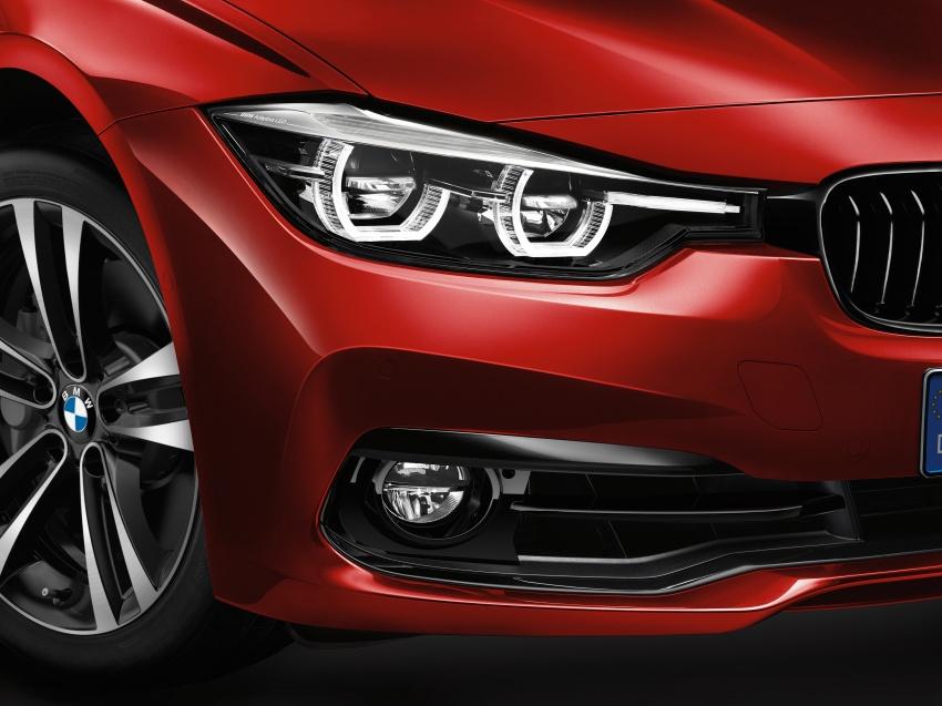 F30 BMW 3 Series enhanced, new edition models Image #657597