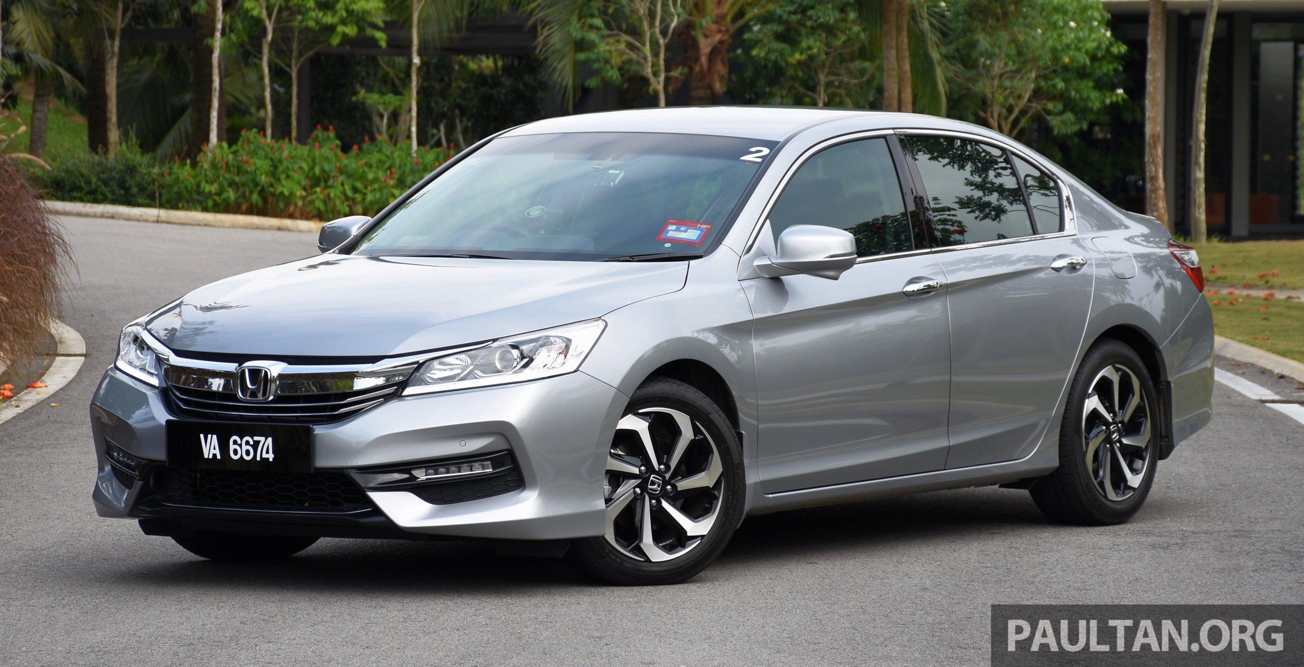 driven honda accord 24 vtil facelift � more shine paul