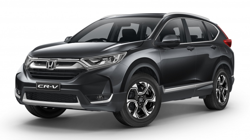 Honda CR-V to launch in Australia in July, from RM98k Image #666566