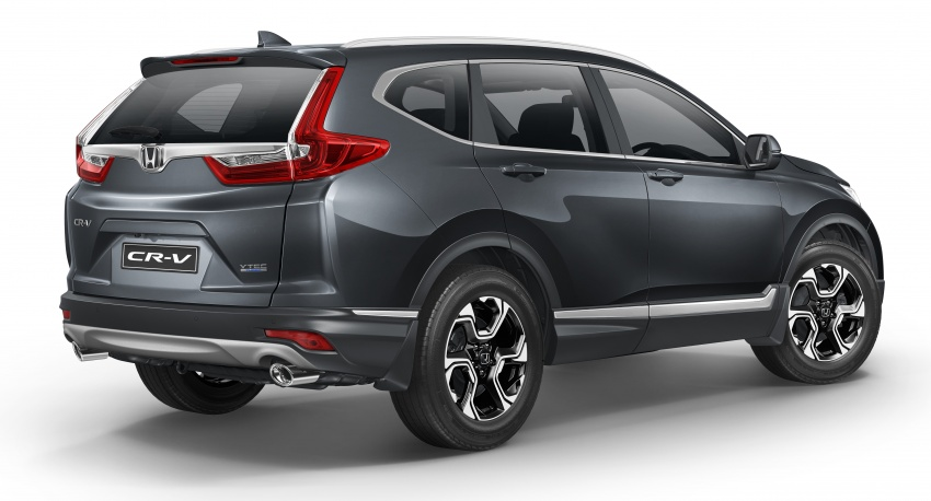 Honda CR-V to launch in Australia in July, from RM98k Image #666567