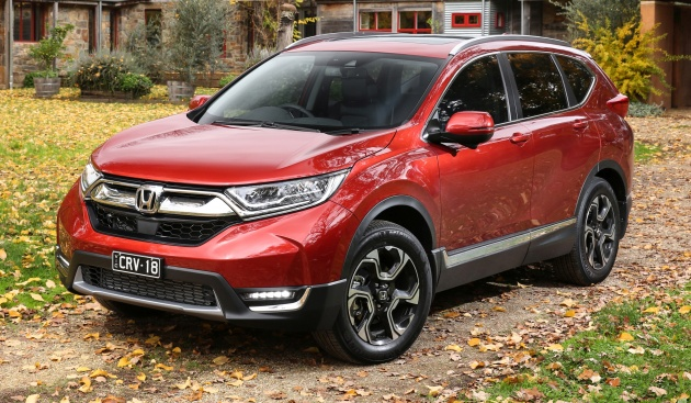 honda cr v to launch in australia in july from rm98k. Black Bedroom Furniture Sets. Home Design Ideas