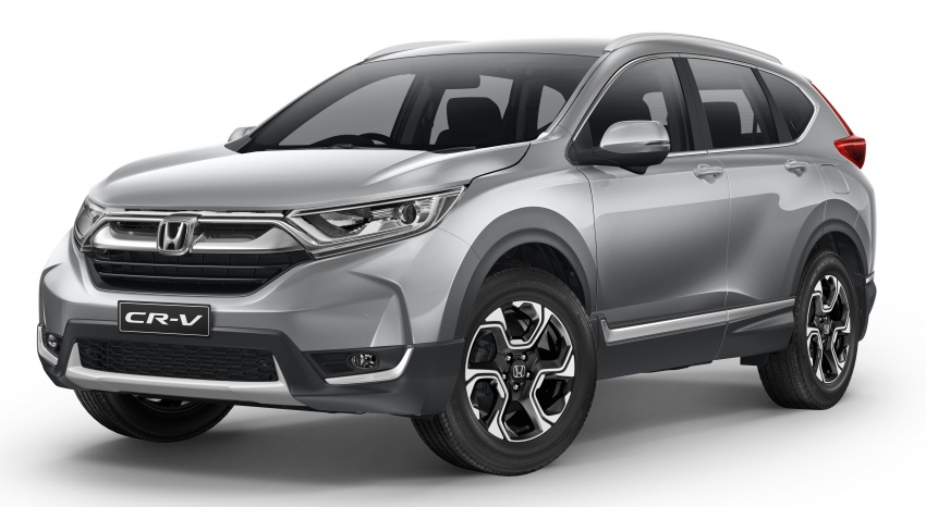 Honda CR-V to launch in Australia in July, from RM98k Image #666573