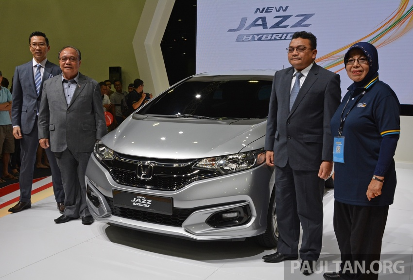 Honda Jazz facelift previewed in Malaysia – new 1.5L hybrid with 7-speed dual clutch available from August Image #658234
