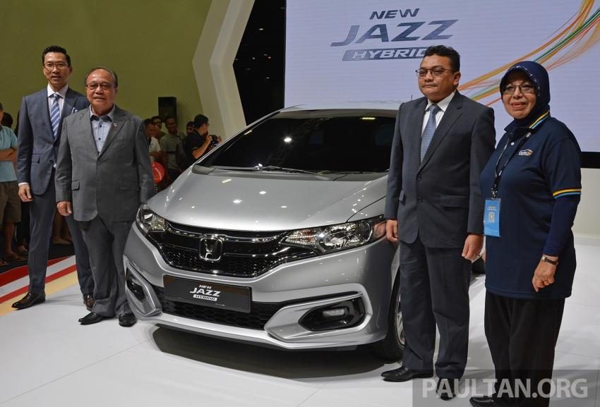 Honda Jazz Sport Hybrid i-DCD <em>facelift</em> tampil di M'sia – 1.5 DOHC i-VTEC, hibrid baharu, DCT 7-kelajuan Image #658225