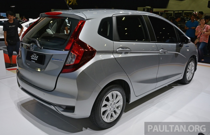Honda Jazz facelift previewed in Malaysia – new 1.5L hybrid with 7-speed dual clutch available from August Image #658302