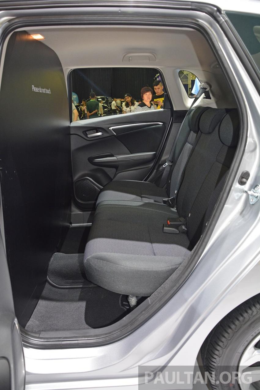 Honda Jazz Sport Hybrid i-DCD <em>facelift</em> tampil di M'sia – 1.5 DOHC i-VTEC, hibrid baharu, DCT 7-kelajuan Image #658278