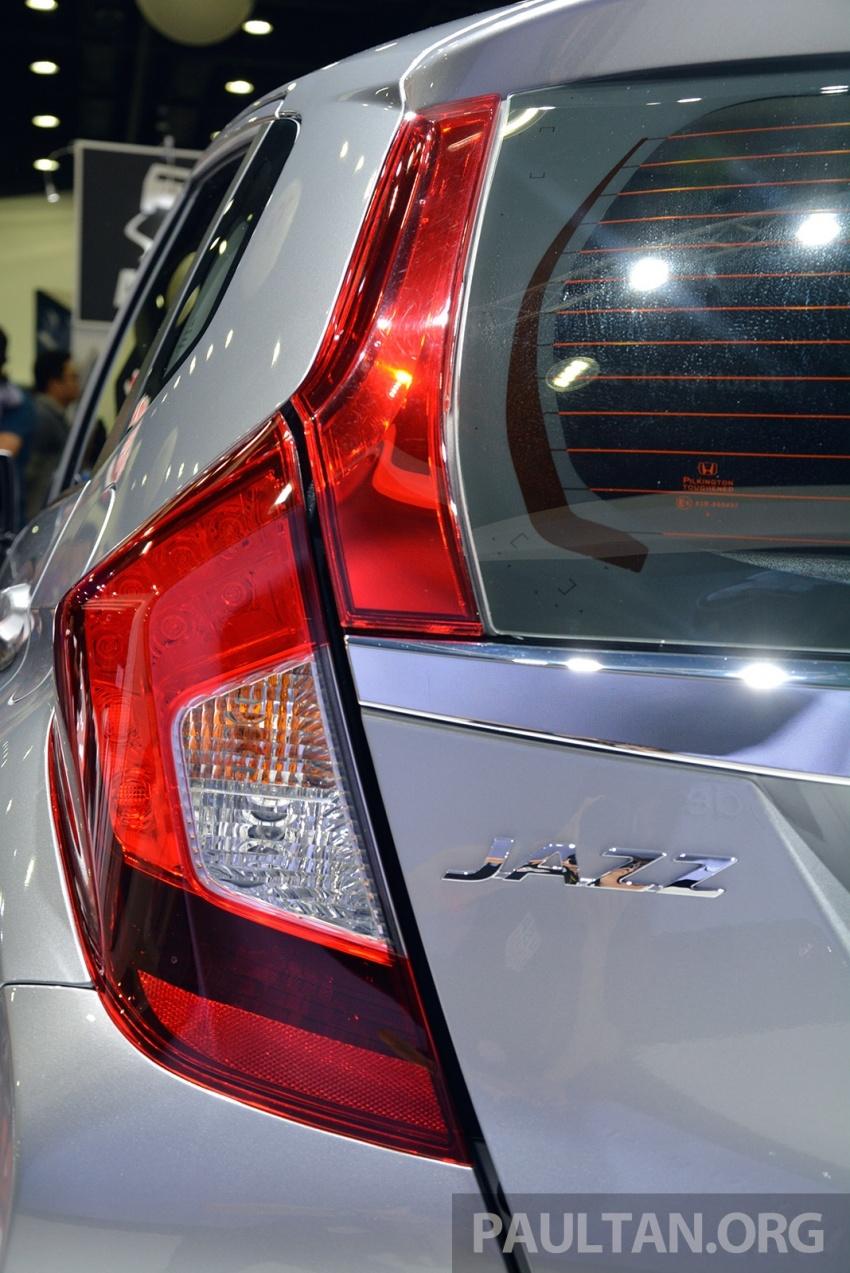 Honda Jazz Sport Hybrid i-DCD <em>facelift</em> tampil di M'sia – 1.5 DOHC i-VTEC, hibrid baharu, DCT 7-kelajuan Image #658270