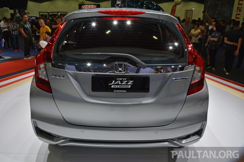 Honda Jazz facelift previewed in Malaysia – new 1.5L hybrid with 7-speed dual clutch available from August Image #658309