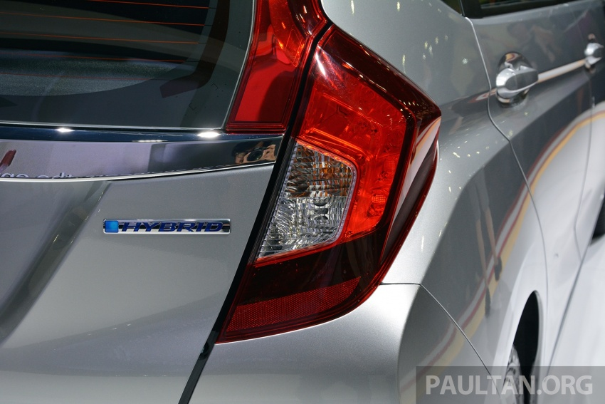 Honda Jazz Sport Hybrid i-DCD <em>facelift</em> tampil di M'sia – 1.5 DOHC i-VTEC, hibrid baharu, DCT 7-kelajuan Image #658284