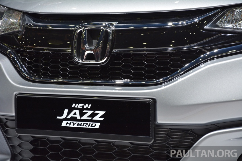 Honda Jazz Sport Hybrid i-DCD <em>facelift</em> tampil di M'sia – 1.5 DOHC i-VTEC, hibrid baharu, DCT 7-kelajuan Image #658228
