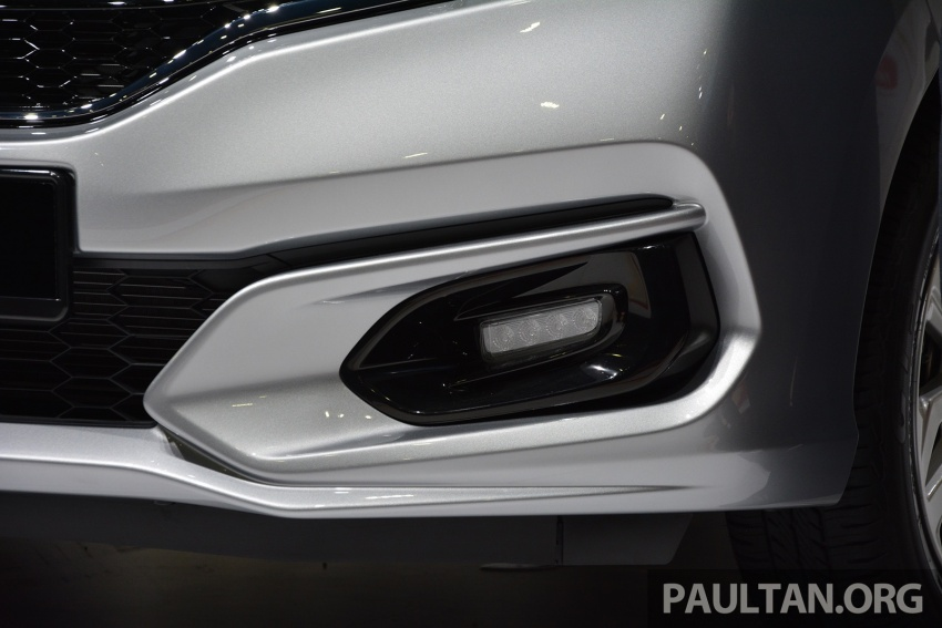 Honda Jazz facelift previewed in Malaysia – new 1.5L hybrid with 7-speed dual clutch available from August Image #658239