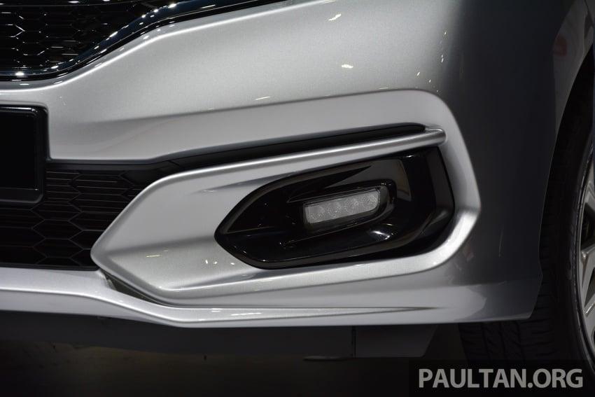 Honda Jazz Sport Hybrid i-DCD <em>facelift</em> tampil di M'sia – 1.5 DOHC i-VTEC, hibrid baharu, DCT 7-kelajuan Image #658230