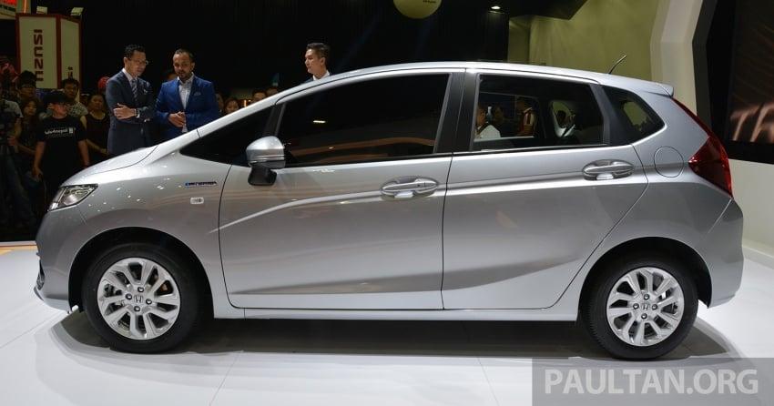 Honda Jazz Sport Hybrid i-DCD <em>facelift</em> tampil di M'sia – 1.5 DOHC i-VTEC, hibrid baharu, DCT 7-kelajuan Image #658231