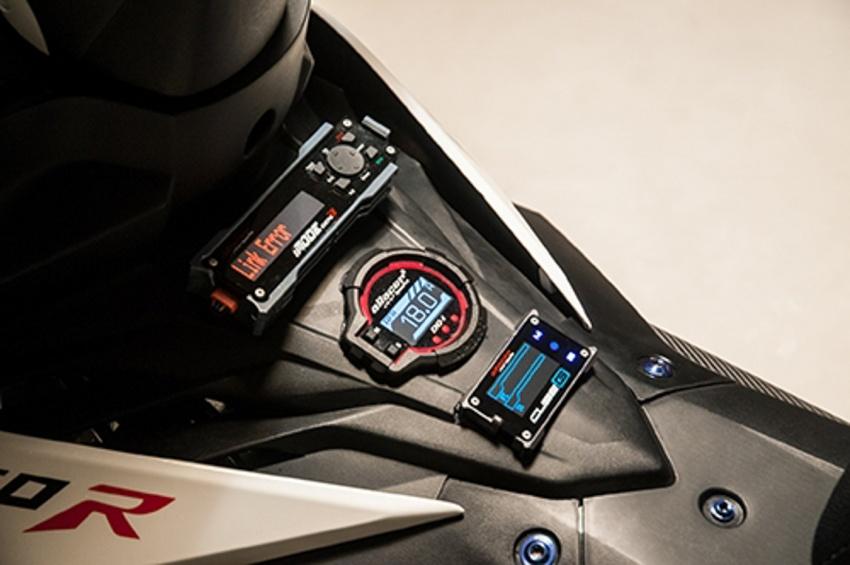 Honda RS150R diubahsuai guna barang superbike Image #657077