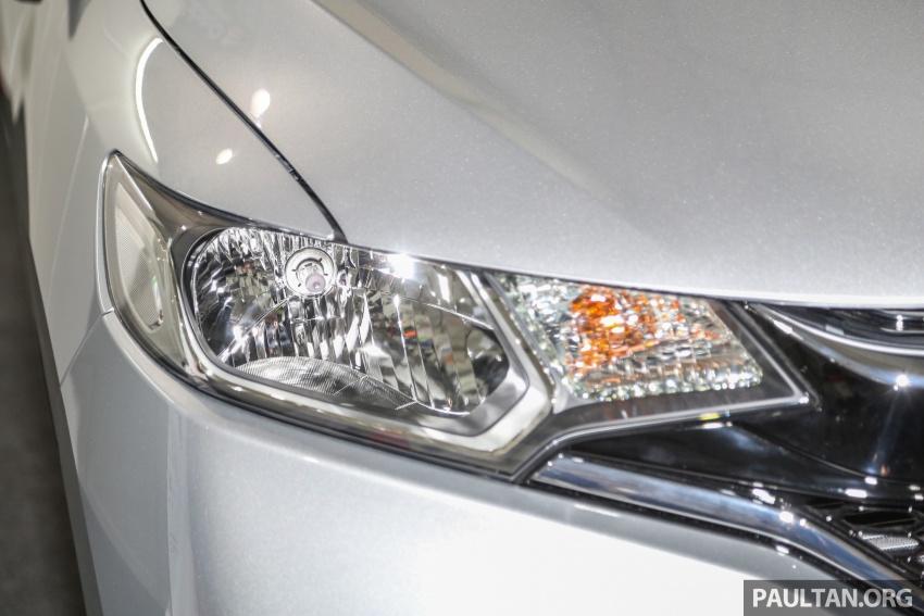 Honda Jazz <em>facelift</em> 1.5 V petrol dipamer ketika SCKLM Image #660240