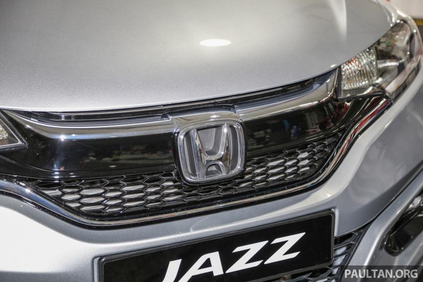 Honda Jazz <em>facelift</em> 1.5 V petrol dipamer ketika SCKLM Image #660242