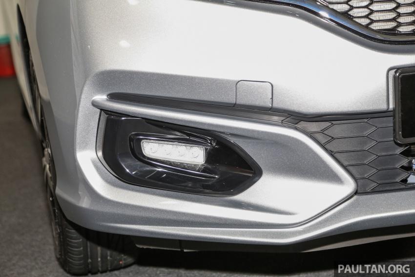 Honda Jazz facelift – petrol model at SC KL Marathon Image #660195