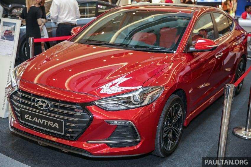 New Hyundai Elantra Sport T-GDi previewed in M'sia Image #657257