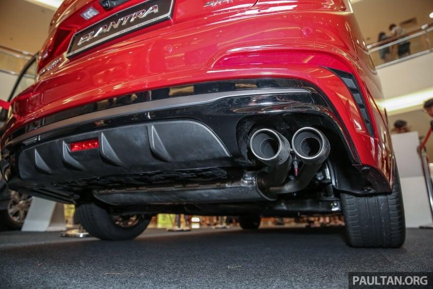 New Hyundai Elantra Sport T-GDi previewed in M'sia Image #657286