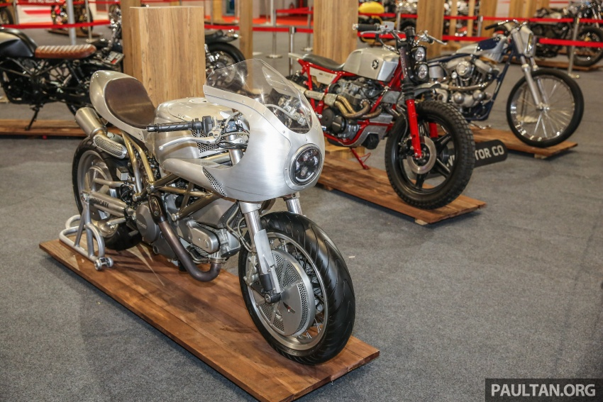 IIMS 2017 – the custom motorcycle scene in Indonesia Image #654072