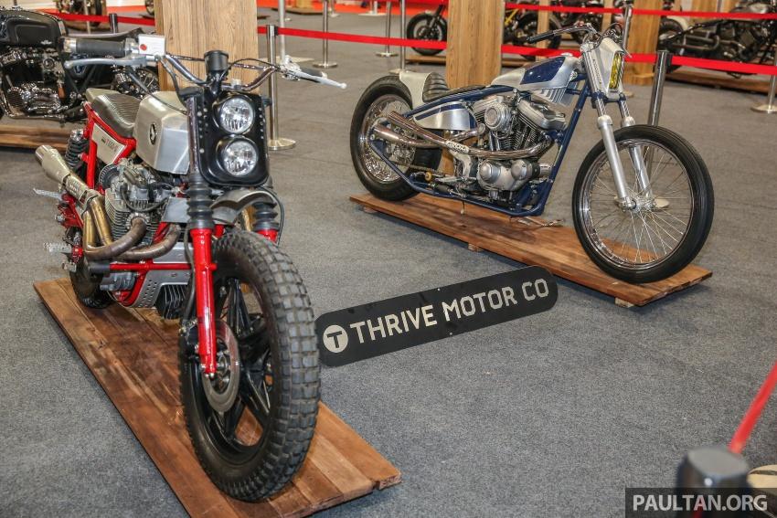 IIMS 2017 – the custom motorcycle scene in Indonesia Image #654073