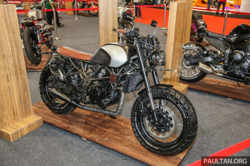 IIMS 2017 – the custom motorcycle scene in Indonesia Image #654076