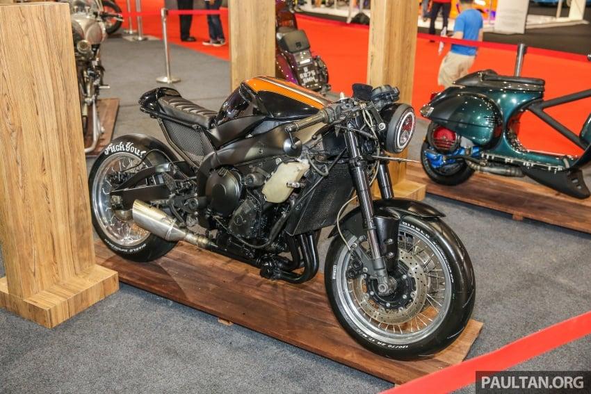 IIMS 2017 – the custom motorcycle scene in Indonesia Image #654077