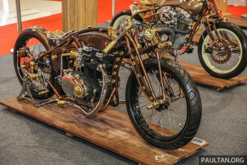 IIMS 2017 – the custom motorcycle scene in Indonesia Image #654082