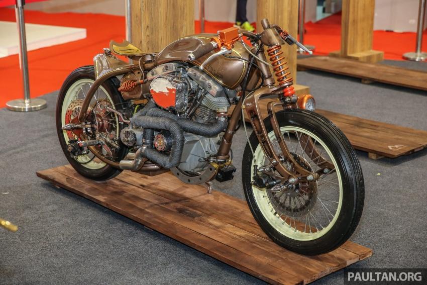 IIMS 2017 – the custom motorcycle scene in Indonesia Image #654083