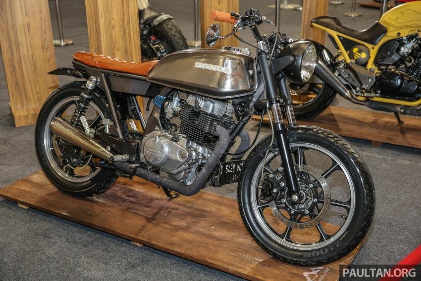 IIMS 2017 – the custom motorcycle scene in Indonesia Image #654085