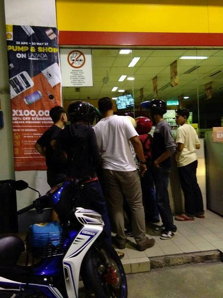 RON 95 for RM4.09 per litre? Shell issues statement Image #660381