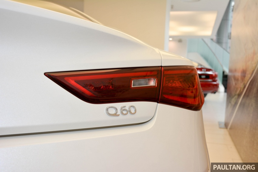 Infiniti Q60 officially launched in Malaysia – RM308,800 Image #653601