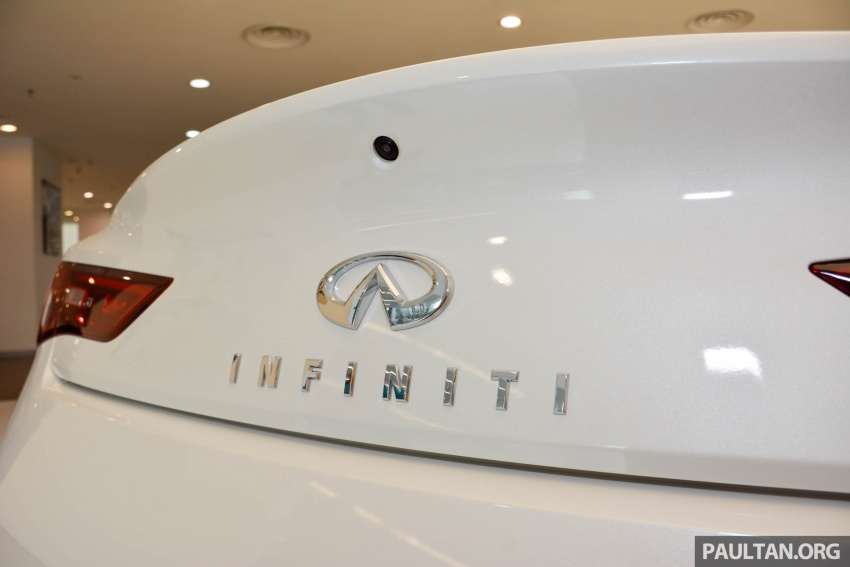 Infiniti Q60 officially launched in Malaysia – RM308,800 Image #653602